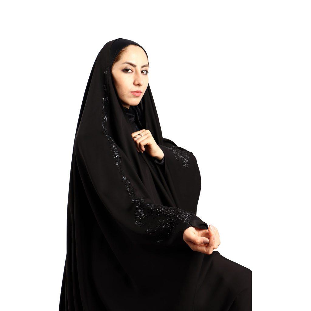 چادر عبایی