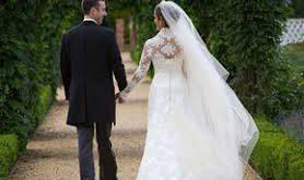 خرید پارچه تور لباس عروس